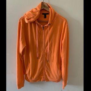 JUST LISTED! Oversized Orange Hoodie
